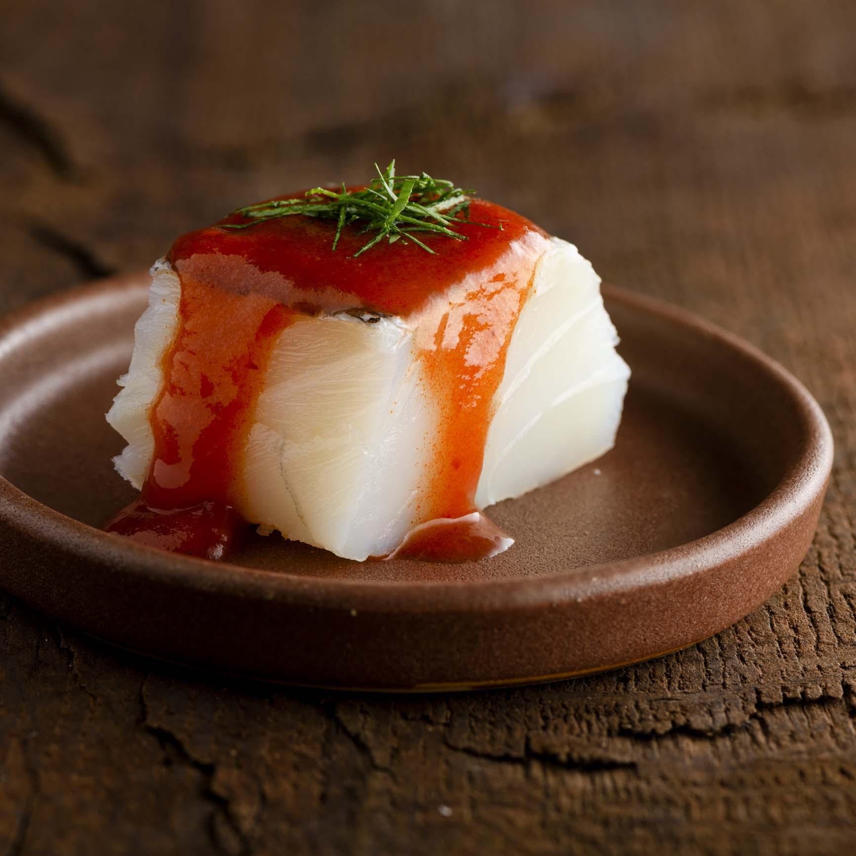 塩鱈のビスカヤソース